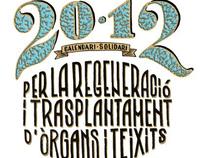 Vint Dotze - Solidary calendar