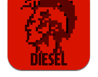 app store copy - diesel ipad game