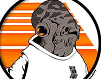 Star Wars: Admiral Ackbar
