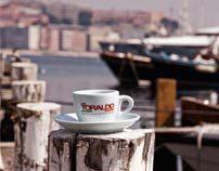 caffè Toraldo - blue marine