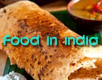 Foodinindia