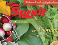 Spruit: Blad voor de ecologische gebruikstuin