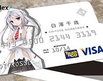 Chitose Shirasawa: TouchNGo x Visa Hybrid