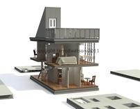 Startlink Composite House