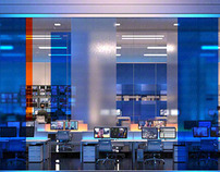 TV3 News, New Zealand - Digital Set Designs
