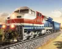 Ferrovia Oeste-Leste