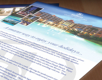 Advertising Design for Hilton Vilamoura Vacation Club