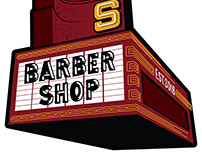 THE MISSION'S BARBERSHOP