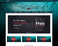 Author Website for Gretchen McNeil