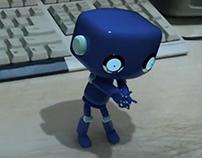 Bluebot animation test