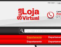 Templates de Lojas - PROFITE