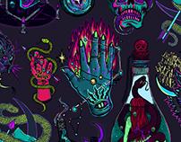 Neon Demons