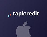 Rapicredit — Mobile App iOS