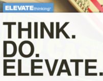 ELEVATE thinking - Website
