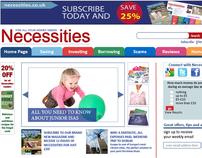 Necessities Magazine