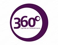 360° - Il Giornale con l'Università Intorno