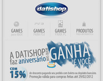 Newsletter - DATISHOP