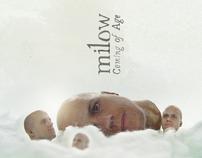MIlow Album 'Coming of Age' - cover