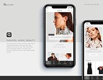 Luxury Ecommerce App