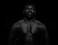 Marcus Donas Website UI/UX