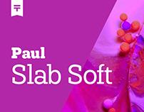 Paul Slab Soft (Free Font)