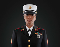 MARINES - (Photo Advertising)