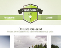 Ojasaare Website