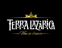 Terra Lazarica Label Design