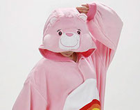 rainbow bear Kigurumi