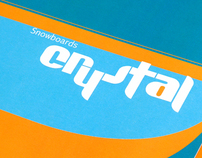 Crystal Snowboards - Identity