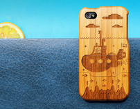 Bamboo iPhone 4/4S Cases