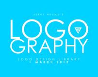 Jnkk's Logography - As of March 012 [15 Logos]