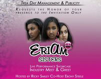 Purple Carpet Event Listing Party for The Erian Sister