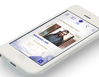 UI/UX App Design |La Belle Électrique