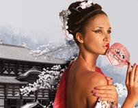 Melia Beauty website