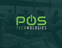POS Technologies Logo and Branding
