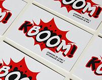 KBOOM! Jornadas de cómic y autoedición de Barcelona