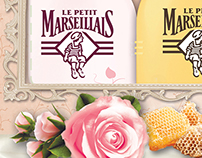 LE PETIT MARSEILLAIS pack with gift