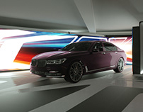 BMW M7 Driving Experience Concept
