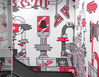 Foot Locker Rome Flagship