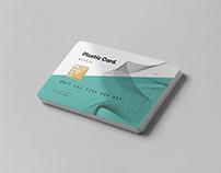 Plastic Card Mock-up