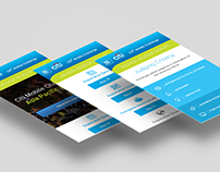 Citi Mobile Challenge / Propuestas Diseño Mobile