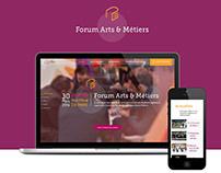 Forum Art & Métiers