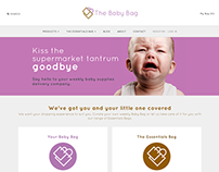 The Baby Bag: Shopify