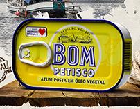 Bom Petisco - Product range