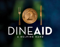 DineAid 2011 Fundraising Campaign Creative