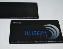 Telescope Advisors Brand Identity