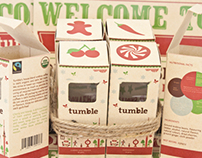 Tumble Coffee - Branding & Packaging