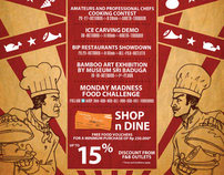 Bandung Indah Plaza, October promotion | Kitchen Wars