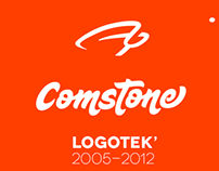 Comstone Corporate identities 2005-2012